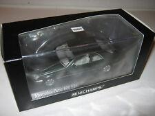 1:43 Mercedes 600 SEC 1992 Green metallic L.E. 430032604 MINICHAMPS OVP new