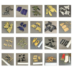 Lots 1:6 Scale Holsters Gloves For 12'' Gi Joe Ultimate Solider Accessory Toys