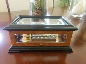 REUGE Sainte-Croix CH 3/72 Note Rare Music Box