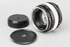 Voigtlander Color-Heliar 75mm f/2.5 F2.5 SL Lens, for Nikon F Mount, Ai-s Ais