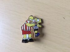 Sheffield United Anti Wednesday Simpsons Badge