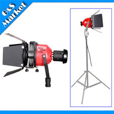 Photography studio Continuous Lighting kit Redhead Light 650w For Film&Camera