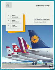ANNUAL REPORT - LUFTHANSA - 2013 - ENGLISH 228 PAGES