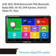 "7"" Navigationsgerät Navi, Android Tablet Für LKW,PKW,BUS,Wohmobil, BT, TMC, 2018"