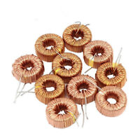 5PCS Toroid Inductor 3A Winding Magnetic Inductors 22uH 47uH 100uH 220 470 UH