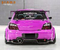 Subaru Impreza Diffuser / Undertray v8