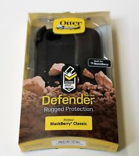 Otterbox Defender Rugged Case Holster BLACK 4 Blackberry Classic Q20 Smartphone