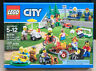 LEGO City Fun In The Park -- City People Pack (60134) New Sealed Box