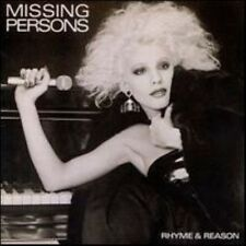 Missing Persons Rhyme & Reason Us Lp NEW SEALED