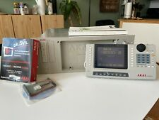 Akai S6000 Sampler 2 with USB card, and spare USB Card Virtually NIB