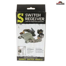 Summit Switch Receiver ~ Hang On Tree Stand Bracket ~ New