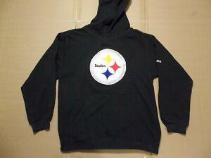 Pittsburgh Steelers NFL Boys Hoodie Large 14/16