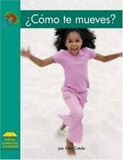 Como te mueves? (Science - Spanish) (Spanish Edition) - LikeNew - Catala, Ellen