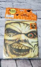 Discontinued Halloween Stocking Mask Mummy Spooky Mesh New Costume