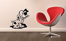 Wall Stickers Vinyl Decal Funny Dalmatian Puppy Dog For Kids ig1455