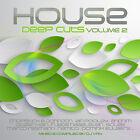 CD House Deep Cuts Volume 2 d'Artistes divers 3CDs