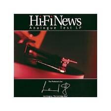 HI-FI news test LP