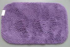 Bath Mat in Purple 100%  Supersoft Cotton  CLEARANCE SALE