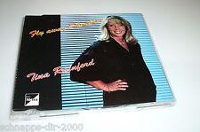 Tina Rainford Fly Away Silverbird MAXI CD PROMO 4 Track RAR