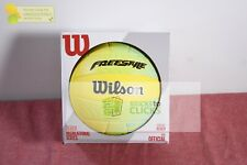 Wilson Free Style Beach Recreational Volleyball Official Size - Lime