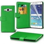 Cuir De Luxe Porte-carte Étui Housse Portefeuille pour Samsung Galaxy TéléPhones