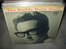 BUDDY HOLLY the story ( rock ) coral 57279 maroon