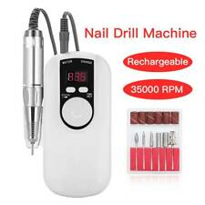 Portable Electric Manicure Pedicure Machine For Acrylic Nail Gel Nails Nail Art