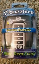 1 Buzztime WHITE Trivia Wireless Controller Remote NEW SEALED Cadaco