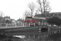 PHOTO  1984 NORTH STREET CARSHALTON THE LEYLAND NATIONAL BUS IS ON ROUTE 234A