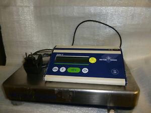 METTLER TOLEDO SPIDER 2 Industrial Digital Scale Waage 35KG MAX