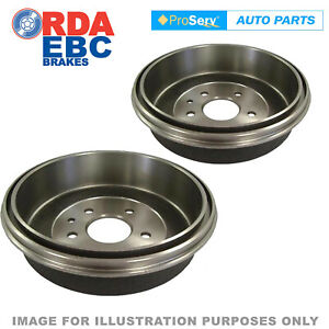Rear Brake Drums for Peugeot 504 Wagon 1972 - 1986