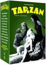 Tarzan Collection (12 Films) NEW PAL Classic 7-DVD Set Weissmuller O'Sullivan