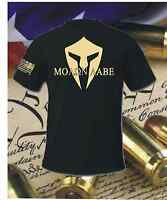 MOLON LABE COME AND TAKE IT THEM TAN SECOND 2ND AMENDMENT T-SHIRT MILITARY ACU