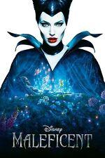 Poster MALEFICENT (Disney) - schlafende Prinzessin Aurora ca60x90cm NEU 58260
