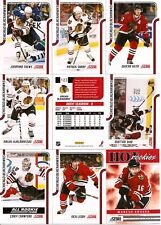 2011-12 Panini Score Chicago Blackhawks Complete Team Set (16)