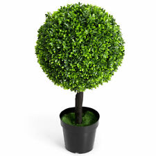 Artificial Bay Tree Topiary Ball with pot Table top wedding only 49cm HIGH