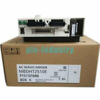 Brand New Panasonic MBDHT2510E servo driver MBDHT2510E One year warranty
