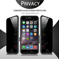 2.5D CURVED SPY PRIVACY TEMPERED GLASS SCREEN PROTECTOR FOR APPLE IPHONE 6 6s