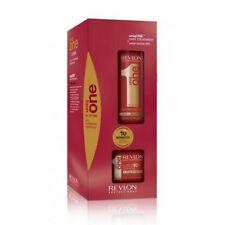 Conjunto de Revlon UNIQ One all-in-one Hair Treatment 150ml Máscara 300 ml