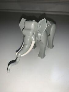 RARE Lego Orient Expedition #7414 Light Grey Elephant Original