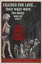 TIGHT SKIRTS, LOOSE PLEASURES Movie POSTER 27x40