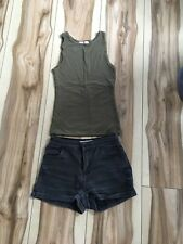 Super Top and shorts - Xs - 5 or more items postage free (Au Only) - Nwot