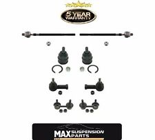 Lower Ball Joints Sway Bar Links and Tie Rods for Hyundai Accent 2000-2005