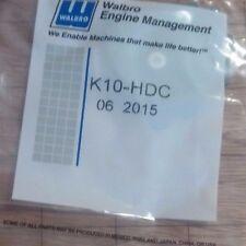 K10-HDC CARBURETOR REPAIR REBUILD OVERHAUL KIT OEM GENUINE WALBRO