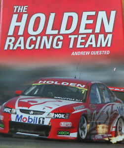 The Holden Racing Team by Andrew Quested (Hardback, 2003)