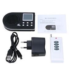 Hunting outdoor Bird caller Bird Mp3 Player Sound + Remote Control 9O76