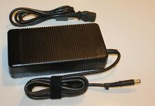 Dell Alienware M18x laptop computer power supply ac adapter cord cable charger