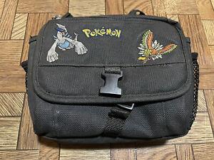 Pokemon Gold & Silver Nintendo Game Boy DS LITE 3DS Carry Bag Case Lugia Ho-Oh