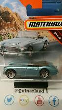 Matchbox '63 Austin Healey Roadster 2019-078 (NP17)