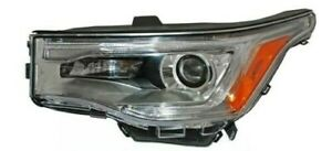 LH Left Drive side Headlamp Headlight HID Type fits 2017 2018 2019 GMC Acadia